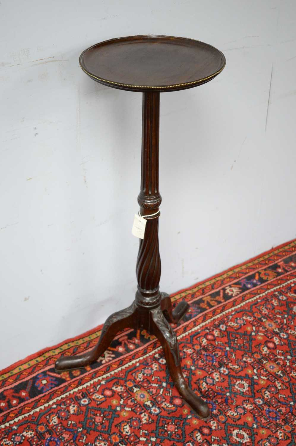 20th C George III style jardiniere stand. - Image 3 of 5