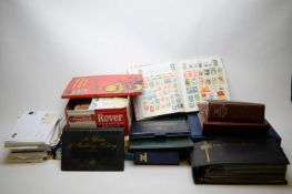 Large qty. first day covers, coin covers, etc.