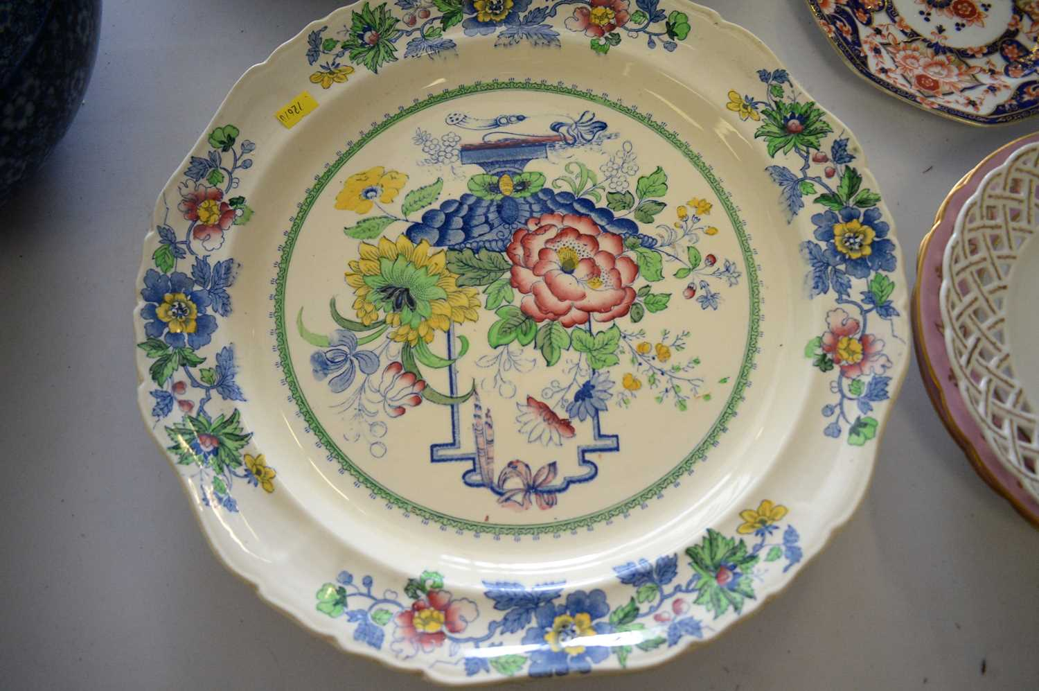 Ceramics by Doulton, Masons and others. - Image 3 of 3