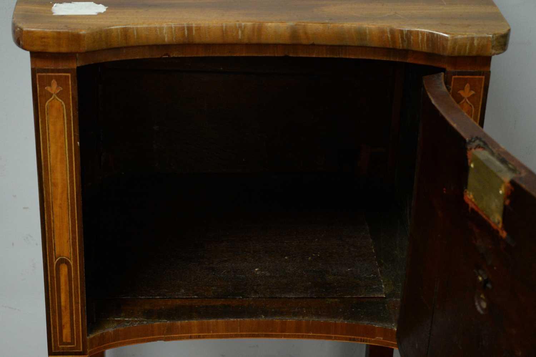 Victorian mahogany pot cupboard. - Image 4 of 5