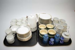 Royal Grafton Tripoli pattern part coffee service and other items
