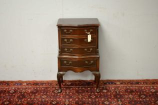 Repro. chest on stand.