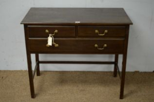 20th Century dressing table