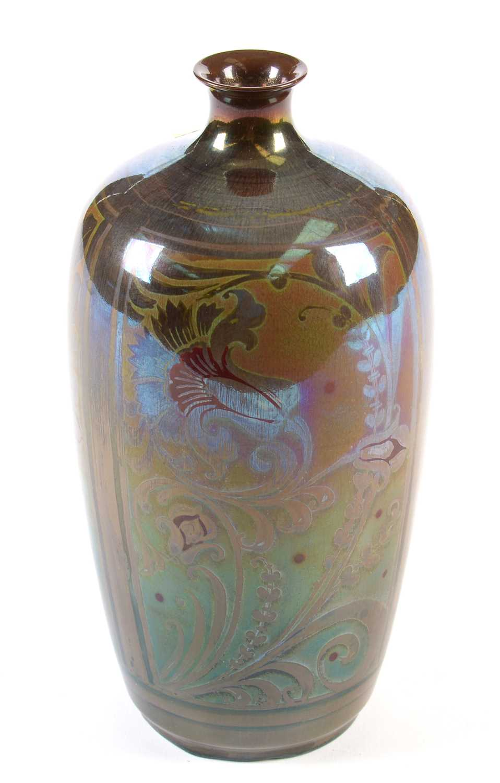 Pilkingtons Royal Lancastrian Lustre Vase - Image 3 of 17