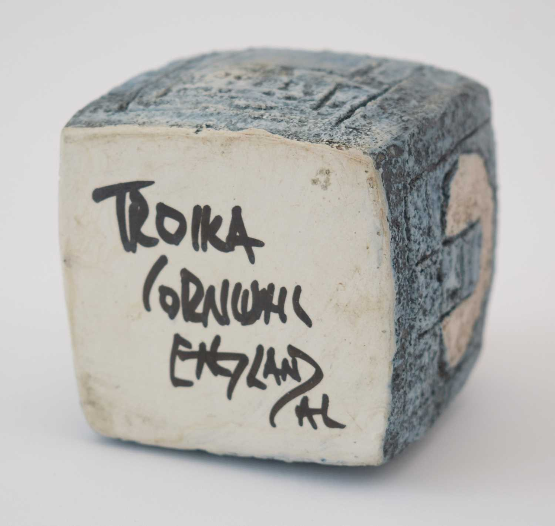 Troika vase - Image 4 of 4