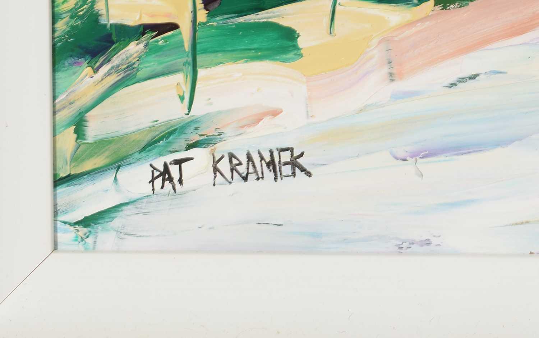 Pat Kramek - oil - Image 2 of 3