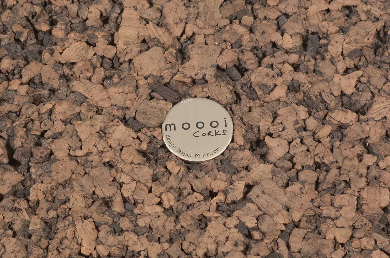 Jasper Morrison (Moooi Cork): a cork-covered side stool. - Image 2 of 2