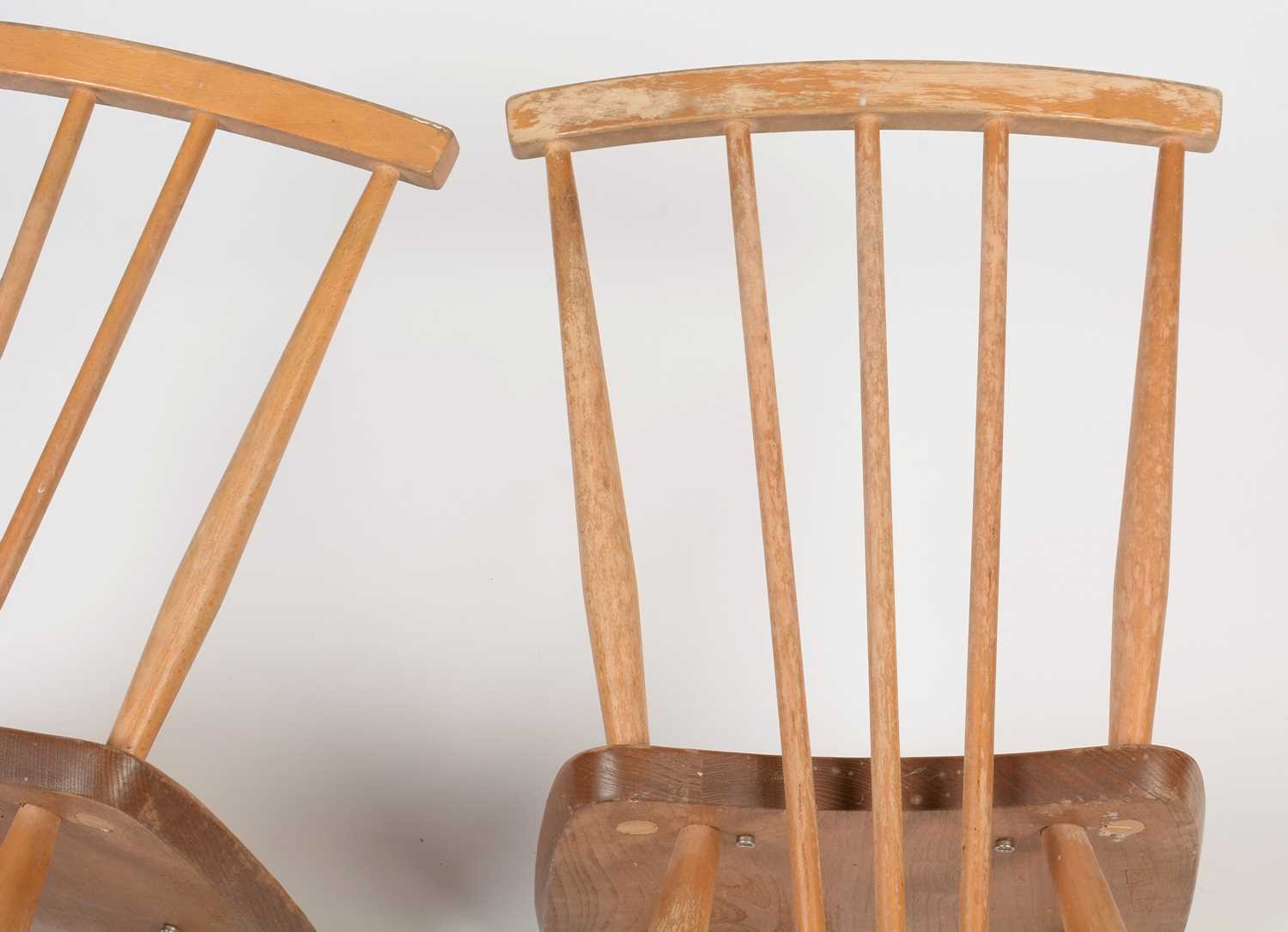 Ercol: four all-purpose Windsor chairs, No 391 - Image 5 of 5
