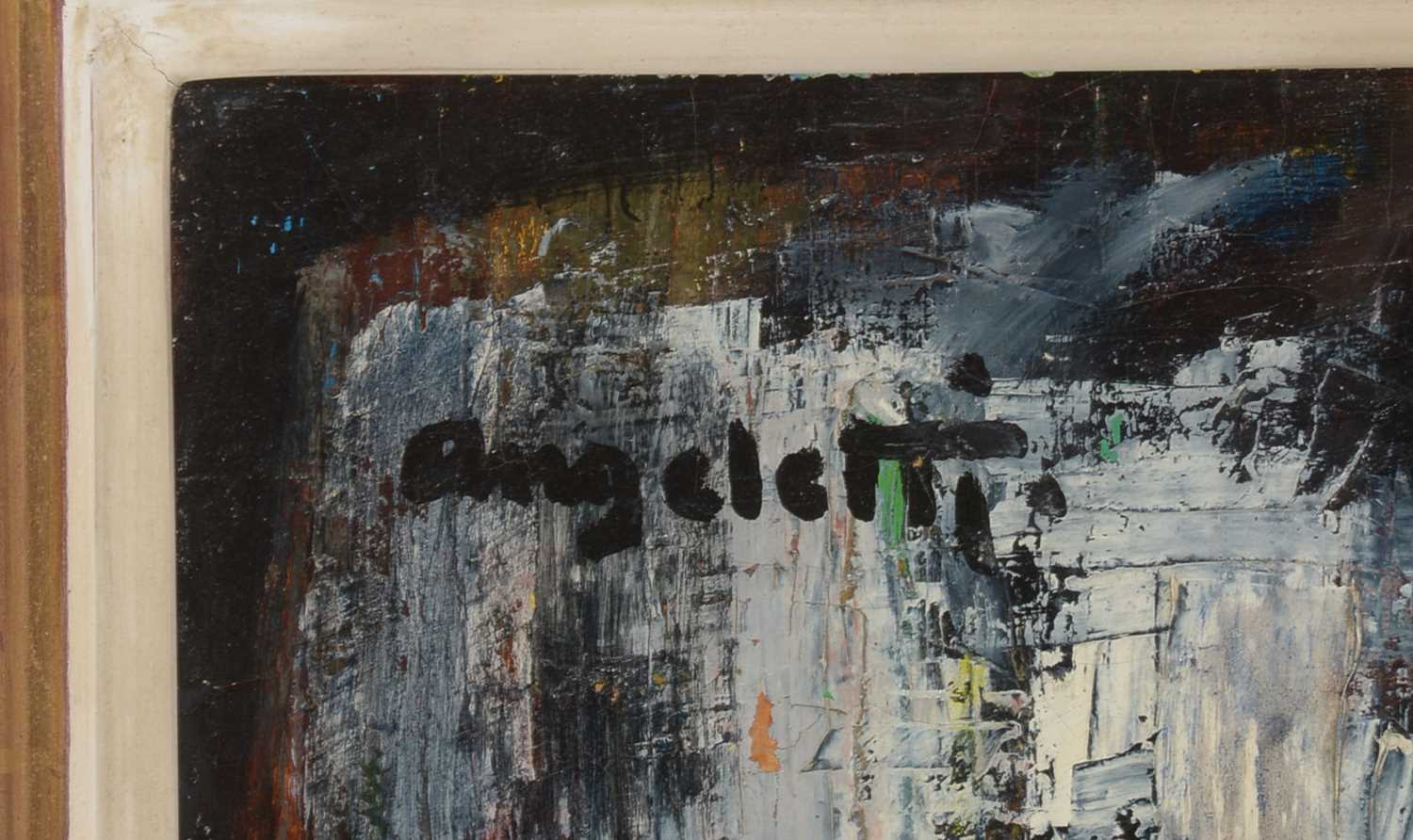 Alfred Angeletti - oil - Image 4 of 6
