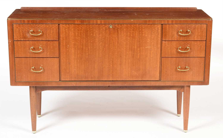 A mid 20th Century mahogany sideboard.