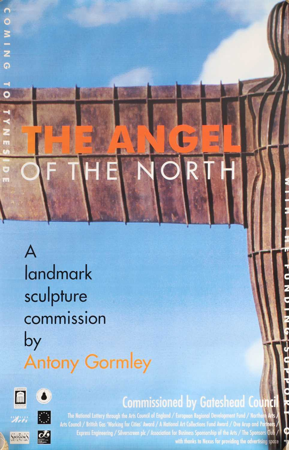 After Anthony Gormley - Poster - Image 3 of 3