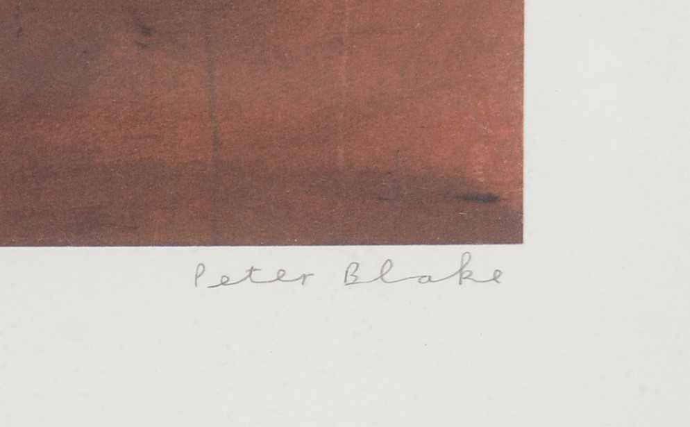 Peter Blake - giclee print - Image 4 of 4