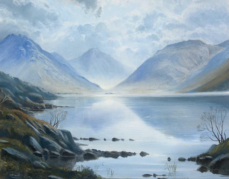 Eileen Clark - oil - Image 5 of 5