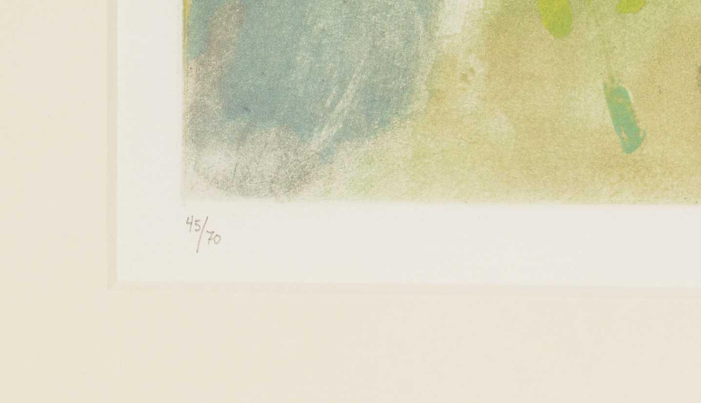 John Piper - etching and aquatint - Image 3 of 5