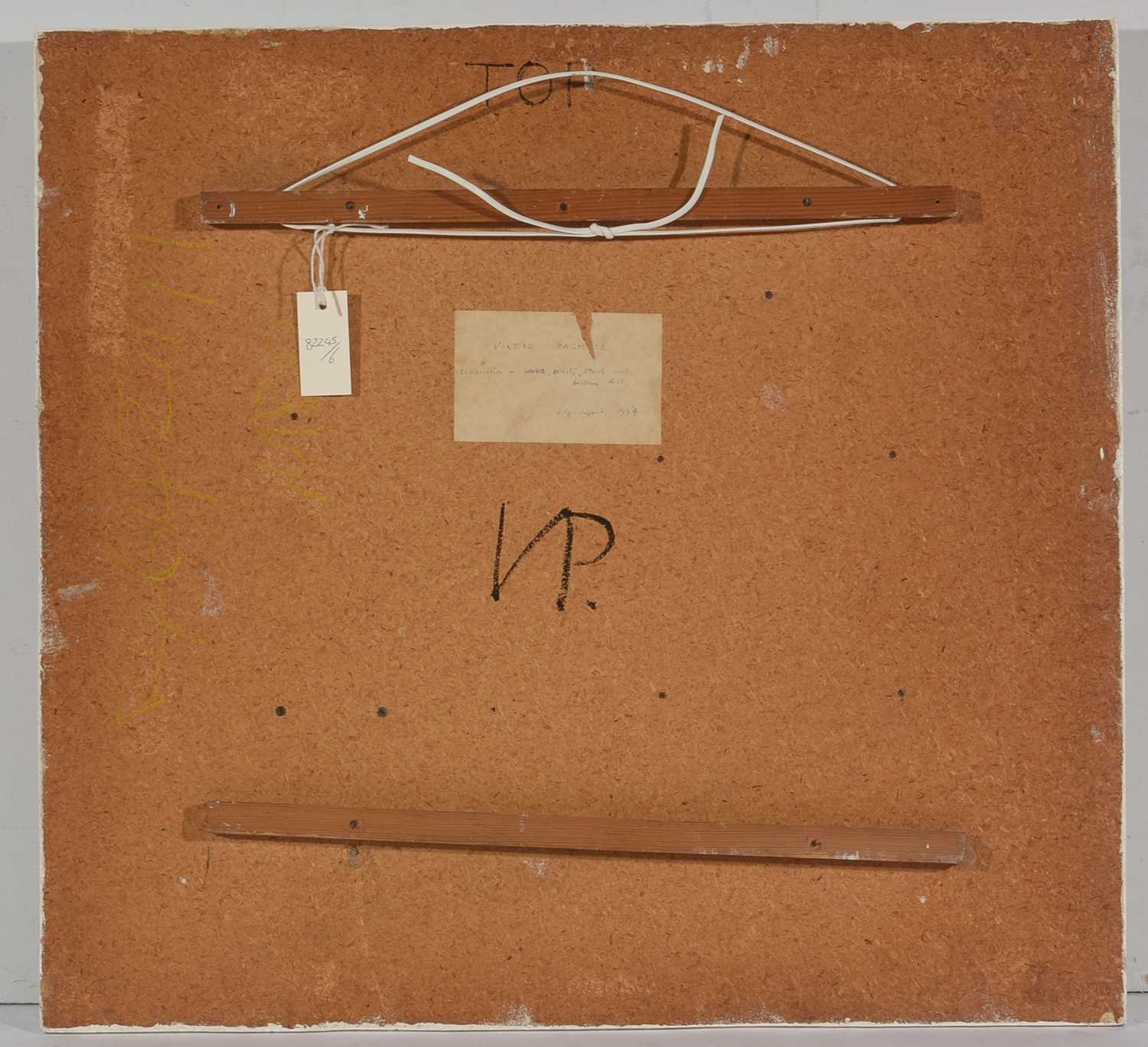 (Edwin John) Victor Pasmore - painted construction - Image 2 of 11
