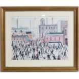 After Lawrence Stephen Lowry - giclee print