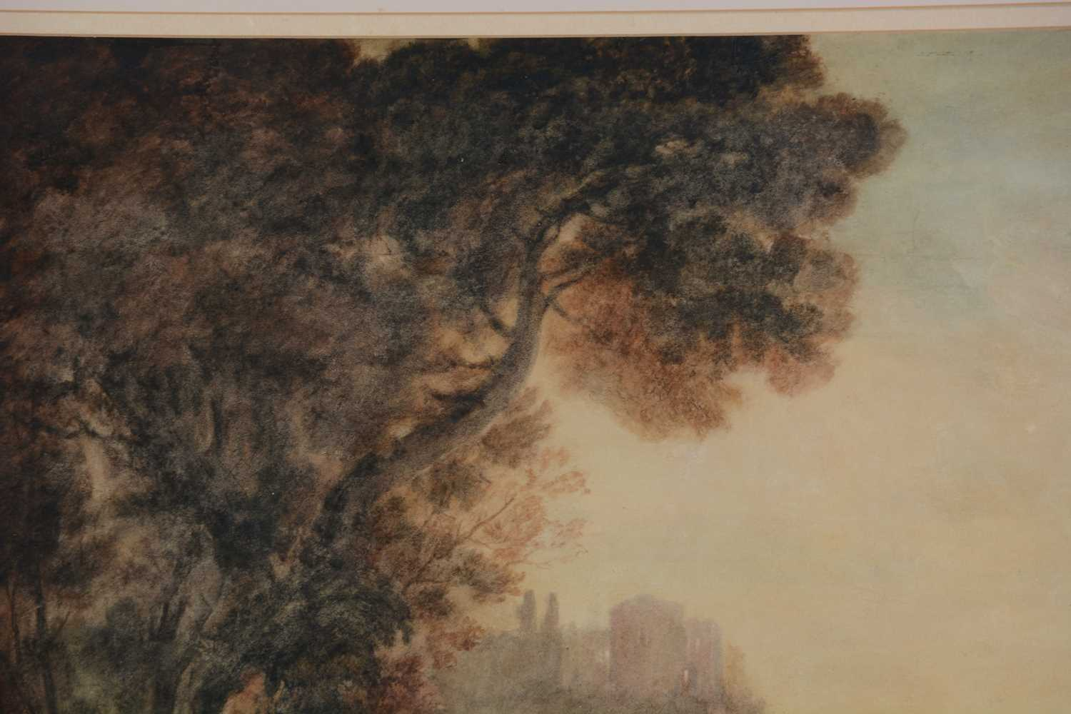 Attributed to Joseph Mallord William Turner, RA - watercolour - Image 6 of 11
