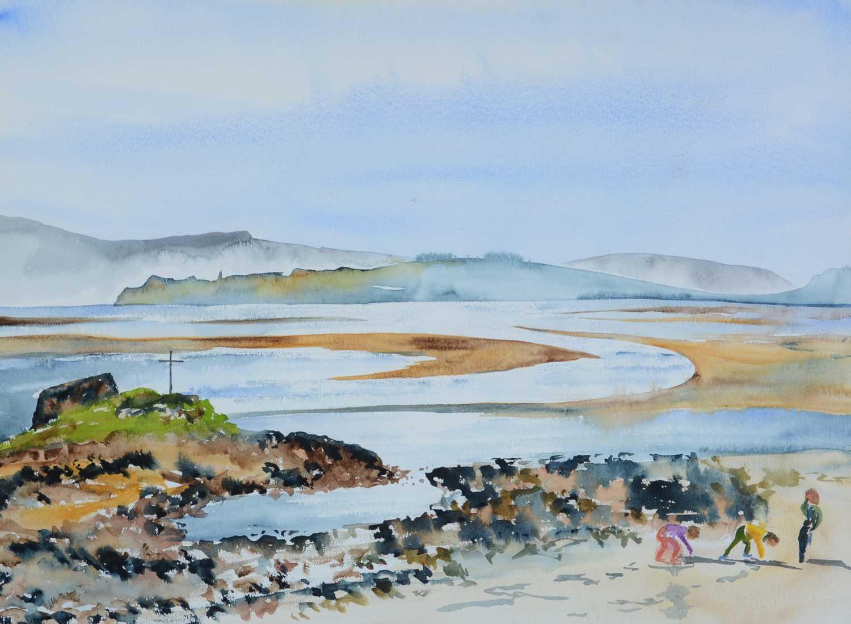 Raforella Nicholson (Contemporary) - watercolour - Image 2 of 3
