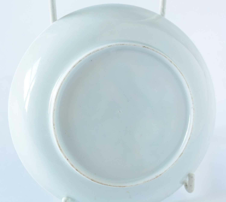 Yongzheng Famille rose saucer. - Image 6 of 15