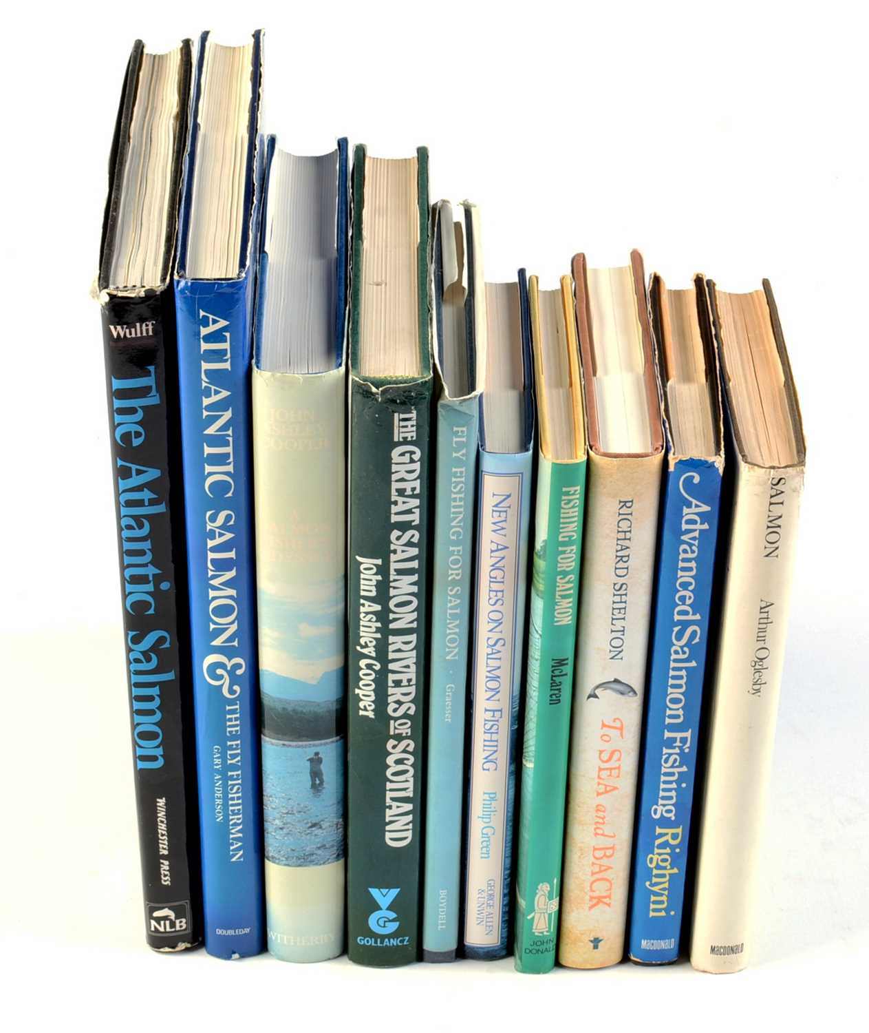 Books on angling