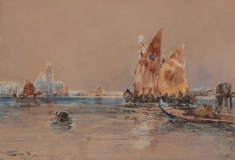 Thomas Bush Hardy, RBA - watercolour - Image 2 of 4