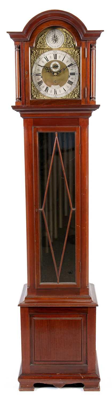 Reid - 20th Century musical longcase clock