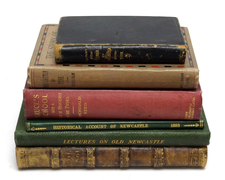 Six Newcastle interest volumes