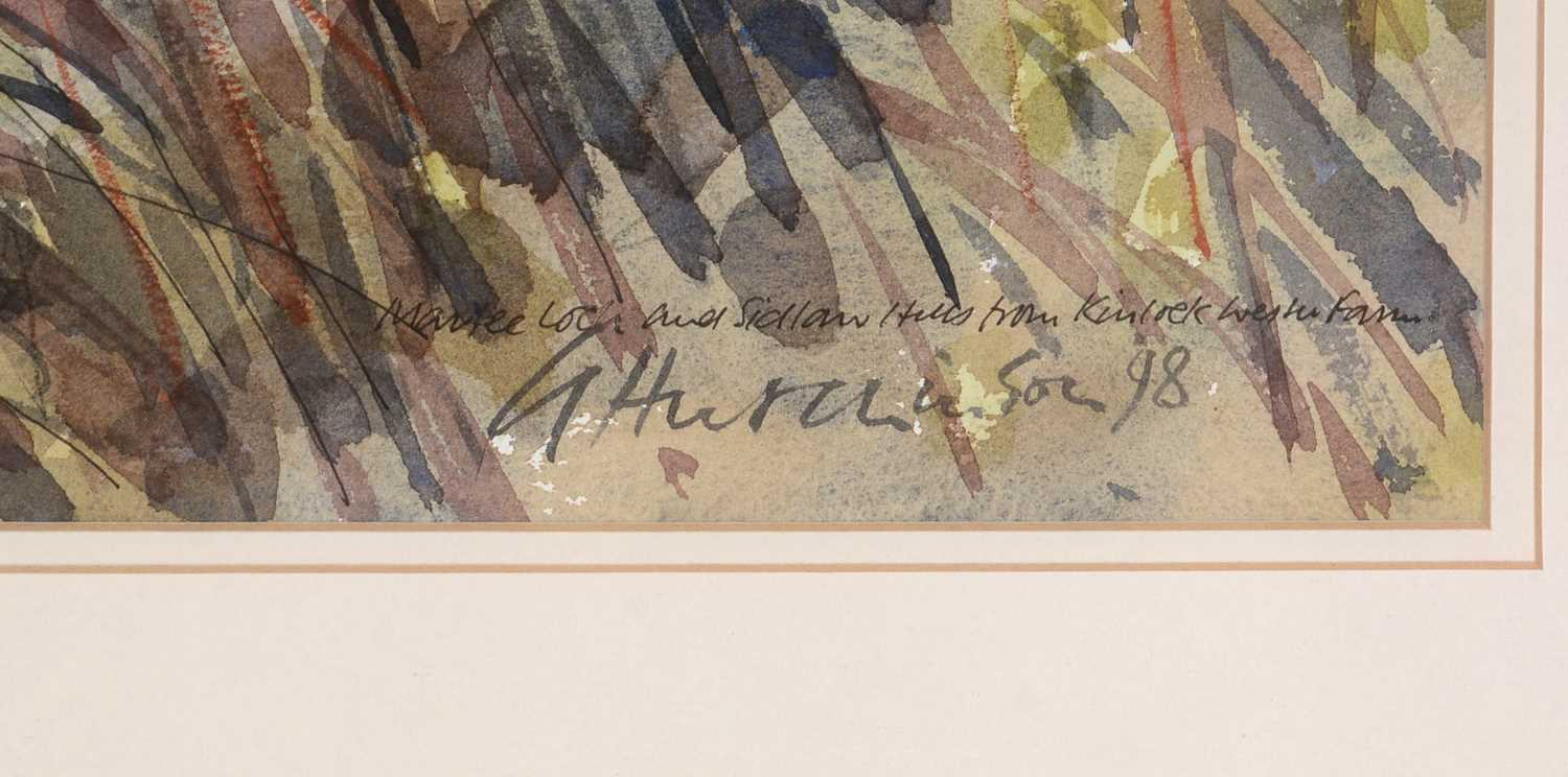 George Hutchinson - watercolour - Image 4 of 4