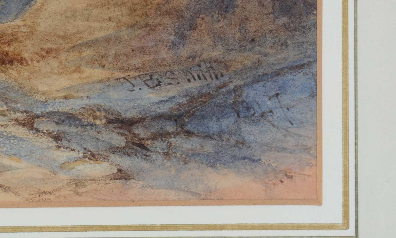 James Burrell Smith - watercolour. - Image 2 of 4