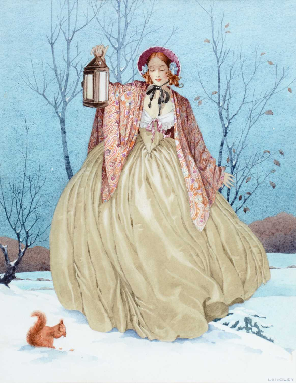 Stanislaus Souten Longley - watercolour - Image 6 of 7