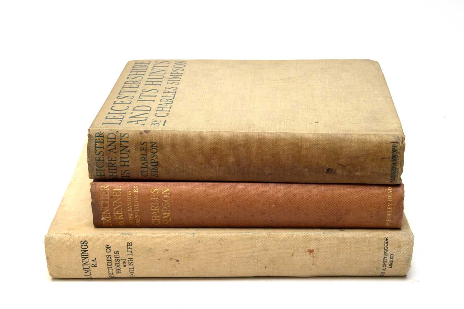 Books on Hunting