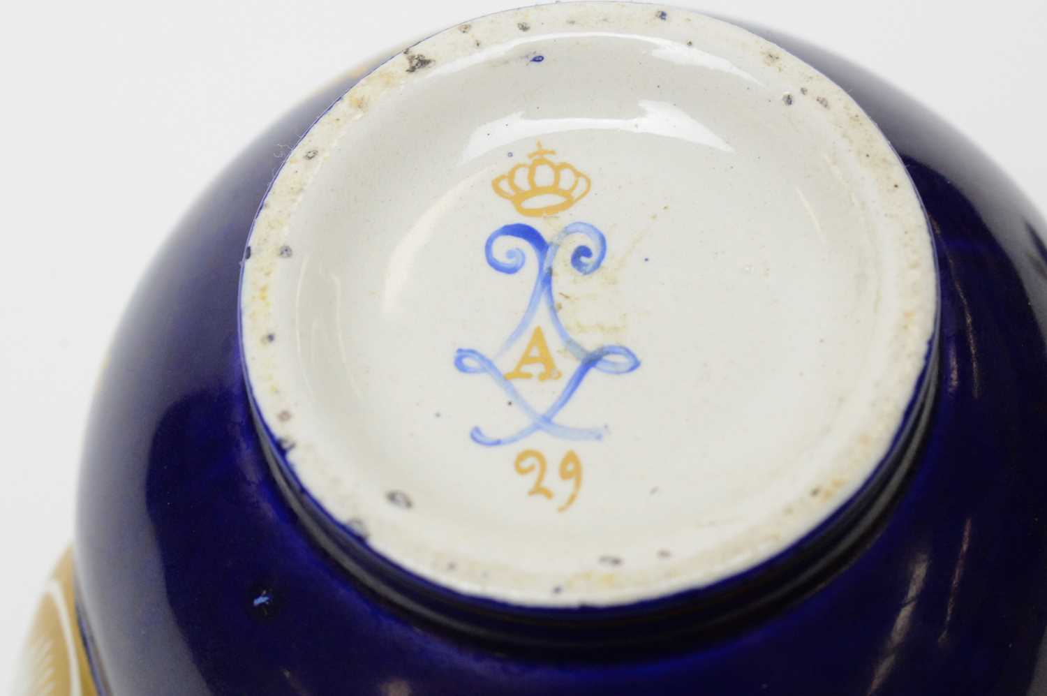 Sevres style coffee pot - Image 2 of 3