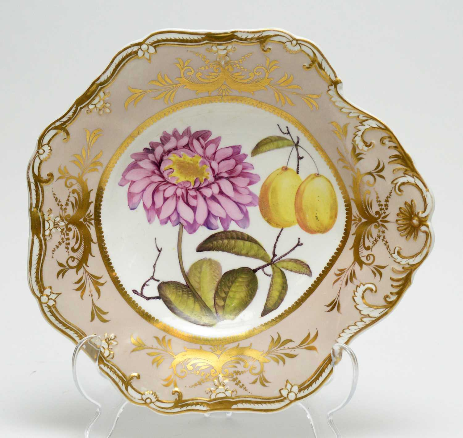 Two Spode dessert plates, two others - Image 5 of 10