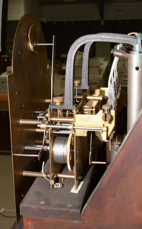 Reid - 20th Century musical longcase clock - Image 5 of 11