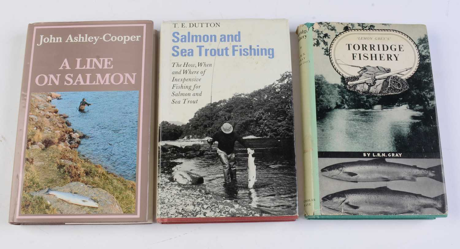 Various books on angling. - Image 2 of 6