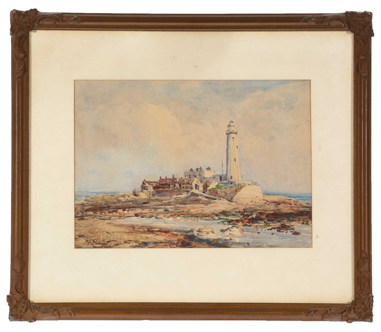 John Falconar Slater - watercolour.