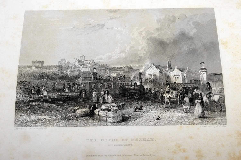 Blackmore (John), Views on the Newcastle and Carlisle Railway, - Image 4 of 4