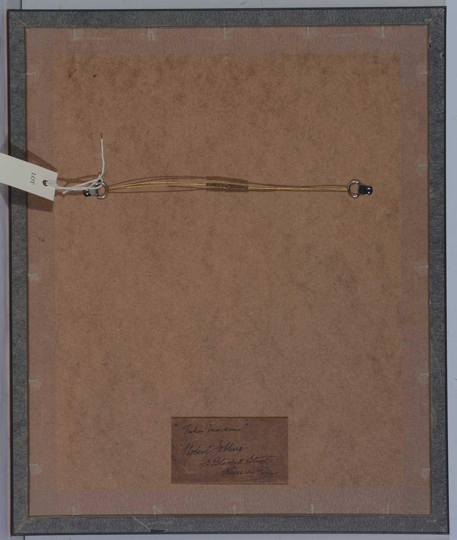 Robert Jobling - watercolour. - Image 4 of 5