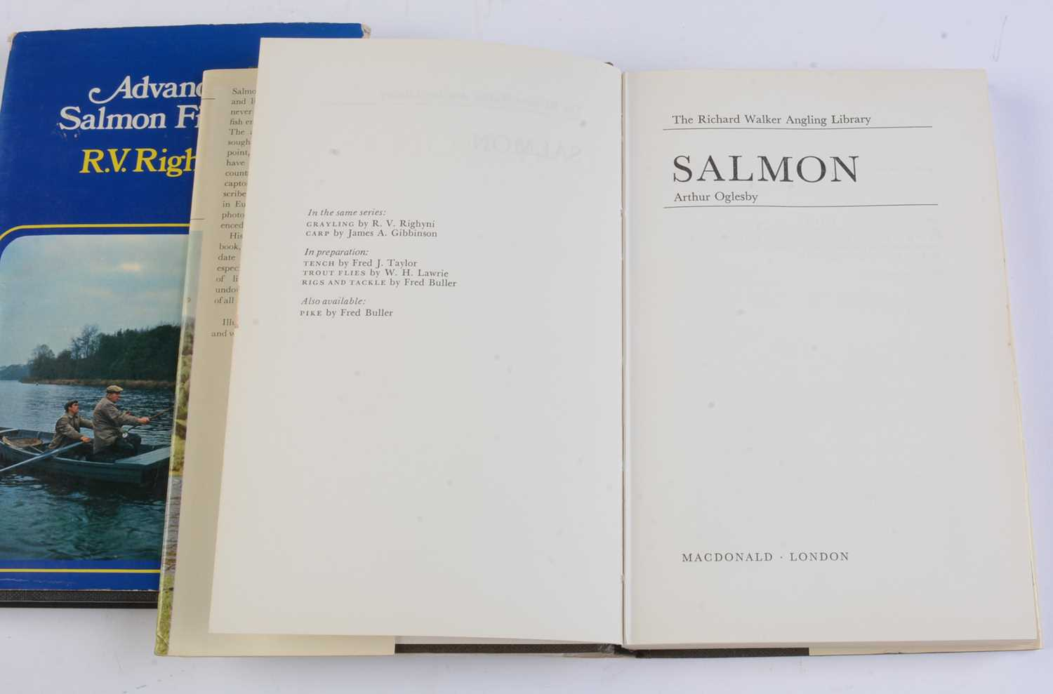 Books on angling - Image 8 of 8