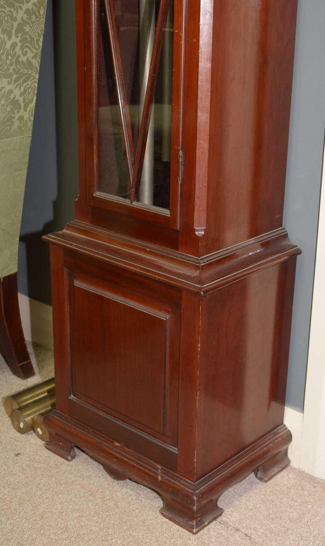 Reid - 20th Century musical longcase clock - Image 11 of 11