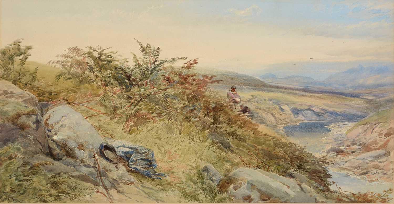 Thomas Miles Richardson, jnr. - watercolour. - Image 5 of 5