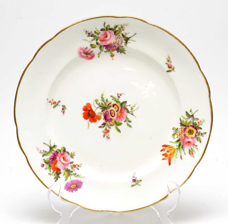 Nantgarw plate