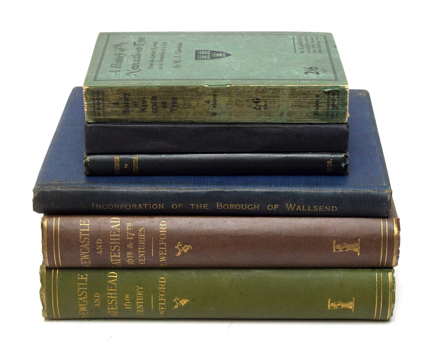 Books on the History of Newcastle