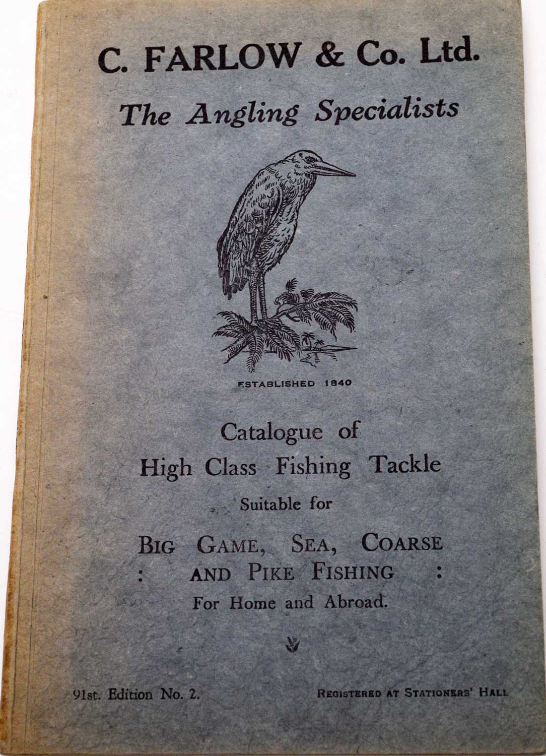Catalogues of angling interest - Image 4 of 4