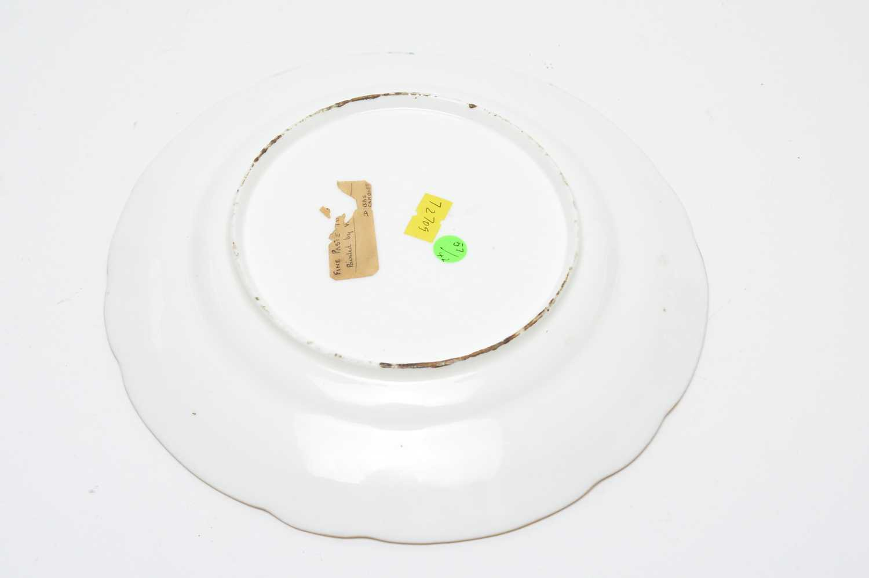 Nantgarw plate - Image 2 of 2