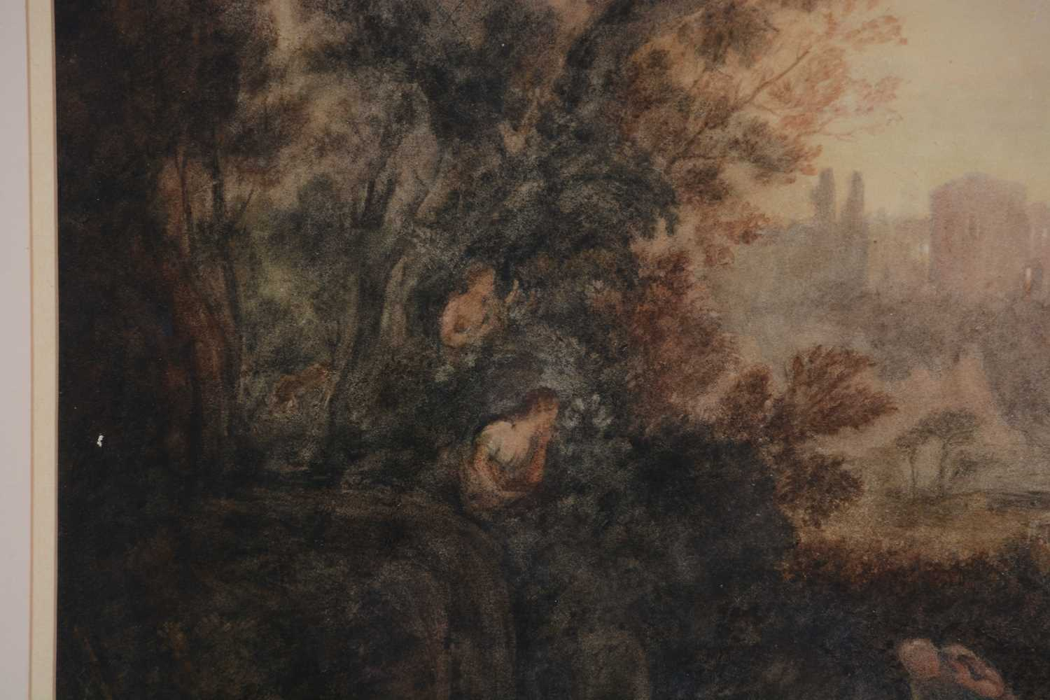 Attributed to Joseph Mallord William Turner, RA - watercolour - Image 7 of 11