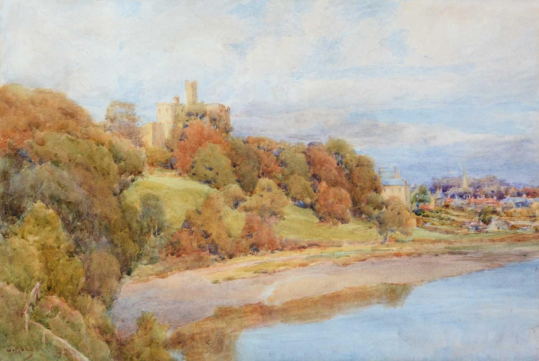 John Hodgson Campbell - watercolour - Image 2 of 4