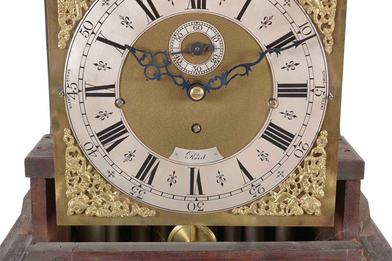 Reid - 20th Century musical longcase clock - Image 3 of 11