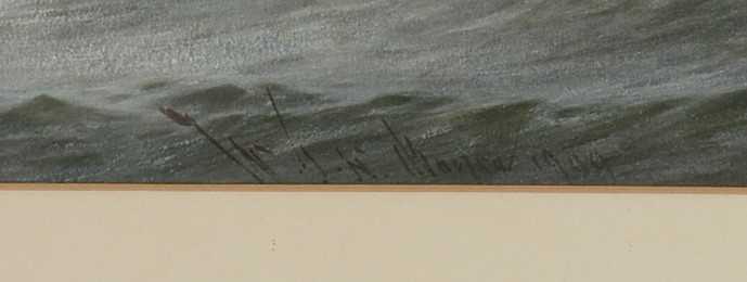 William Thomas Nichol Boyce - watercolours - Image 3 of 5