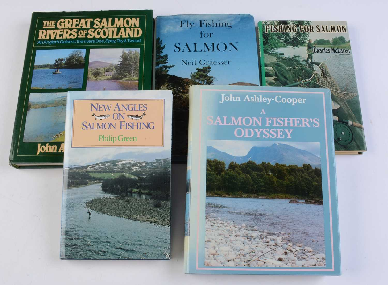 Books on angling - Image 4 of 8
